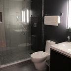 Loredell Drive Traditional Bathroom Salt Lake City