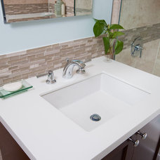 Traditional Bathroom by Castle Building & Remodeling
