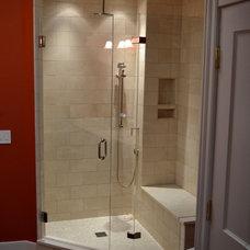 Traditional Bathroom by Gochnauer Construction