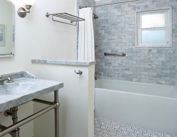 South Pasadena Bathroom