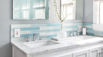 South Pasadena Master & Guest Bathroom Remodel