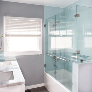 Guest Bathroom Remodel Houzz - Bathroom remodel pasadena