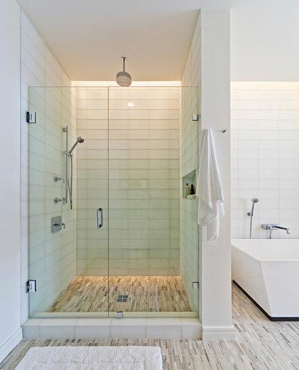 Modern Bathroom by MORE design+build