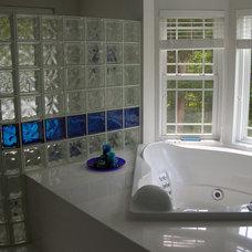 Contemporary Bathroom by Terra Nova Construction