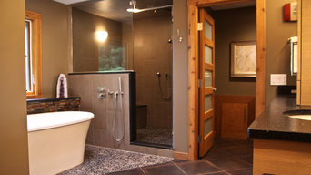 South Russel Master Bathroom Remodel