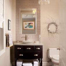 Traditional Bathroom by eric gedney | ARCHITECT