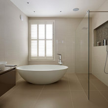 Langdon Residence - Bathrooms