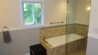 South York Master bath