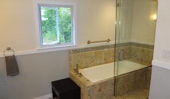 South York Master bath