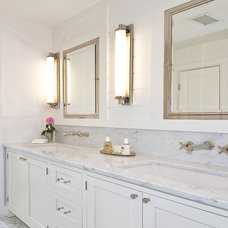 Traditional Bathroom by Hampton Design