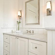 Traditional Bathroom by Hampton Design