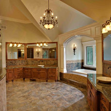 Traditional Bathroom by Southampton Builders