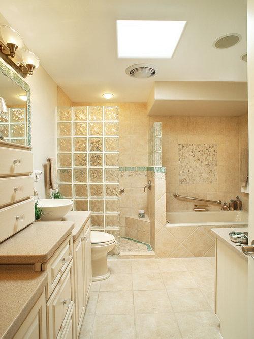 Best Glass Block Shower Wall Design Ideas Amp Remodel