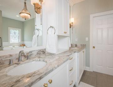 Southerlands Master Bathroom