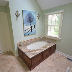 Southern Chester County Master Bath