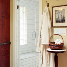 Eclectic Bathroom by Bud Dietrich, AIA