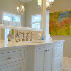 Traditional Bathroom by Splash Kitchens & Baths LLC