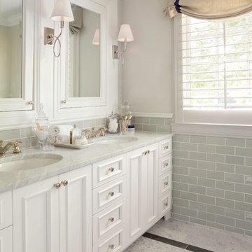Southern Hills Residence Master Bath