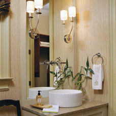 Traditional Bathroom by Margaret Donaldson Interiors