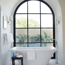 Mediterranean Bathroom by Michael G Imber, Architects