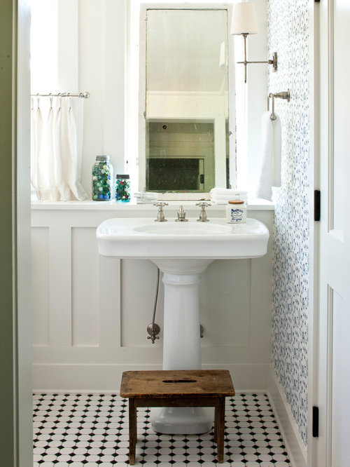 old fashioned bathroom houzz
