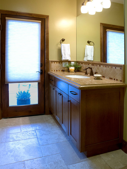 Southwestern san diego bathroom design ideas remodels photos - Bathroom design san diego ...