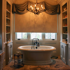 Traditional Bathroom by Interactive Systems
