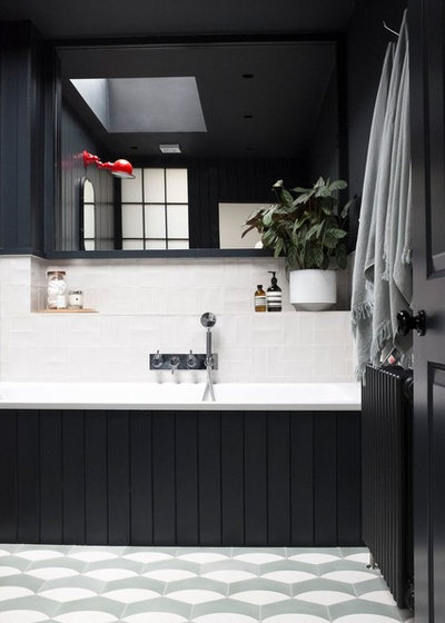 Contemporary Bathroom by Create Property Group