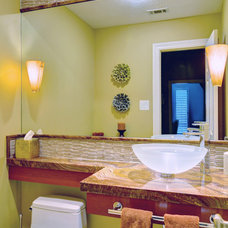 Contemporary Bathroom by The Kitchen Source