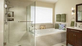 Southlake Texas bathroom remodel