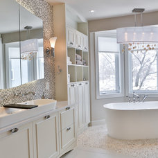 Contemporary Bathroom by Dalton Distinctive Renovations