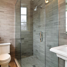 Contemporary Bathroom by Louise Johnston Design