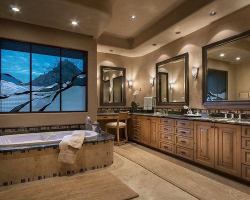 Southwest Bathroom Ideas, Pictures, Remodel and Decor