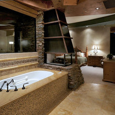 Traditional Bathroom by Soloway Designs Inc.