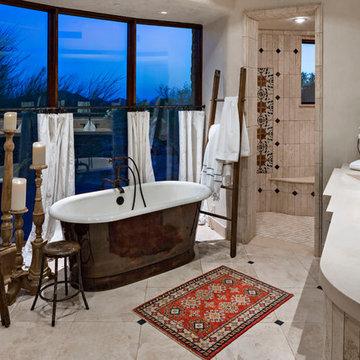 Southwestern Bathroom