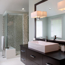 Contemporary Bathroom by House of L Interior Design