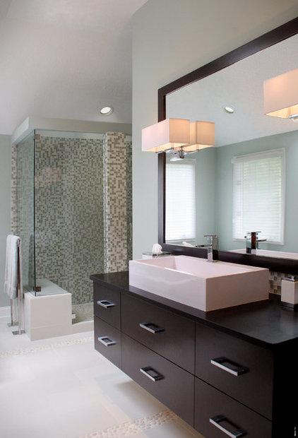 Contemporary Bathroom by House of L Interior Design