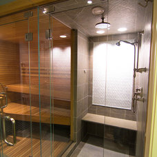 Contemporary Bathroom by Design Enthusiast