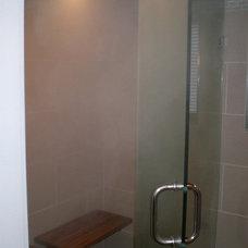 Contemporary Bathroom by Erin Spencer Design Concepts