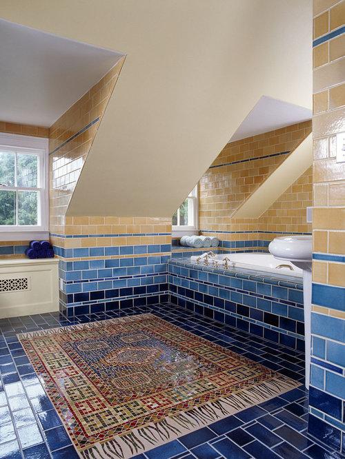 Houzz   Tile Rug Home Design Design Ideas & Remodel Pictures