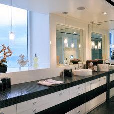 Contemporary Bathroom by Forato Design Group
