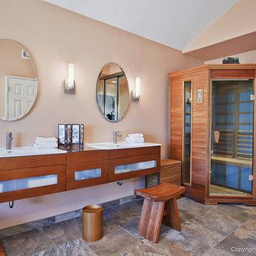Spa Bathroom Rancho Bernardo