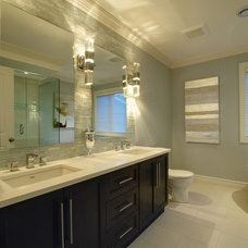 Contemporary Bathroom by Your Space Our Design