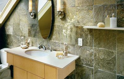 Inspiring Materials: Slate Tile