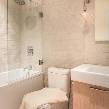 Spa-Inspired Guest Bath