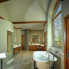 Traditional Bathroom by Associate Interiors
