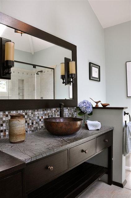Contemporary Bathroom by Lynn Ronan Design