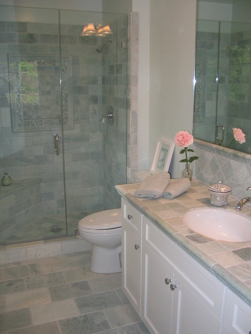 Ming Green Marble Tile Houzz