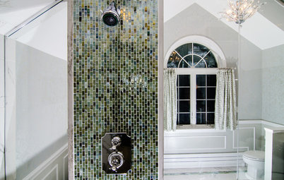 A Chilly Massachusetts Bathroom Gets the Hotel-Spa Treatment