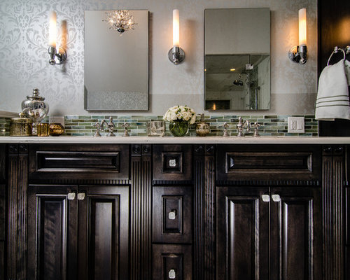 Beautiful Kitchen Bath And Beyond Tampa Thin Choice Bathroom Shop Uk Solid Fitted Bathroom Companies Bathroom Tile Floors Patterns Old Big Bathroom Mirrors Uk PinkBathroom Mirror Frame Kit Canada Best Bertch Vanity Design Ideas \u0026amp; Remodel Pictures | Houzz